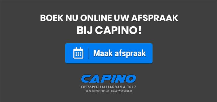 Maak online uw afspraak bij Capino!